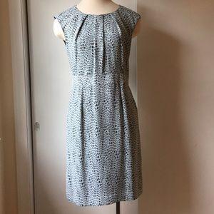 100% Silk Tory Burch dress, Sweater & Belt